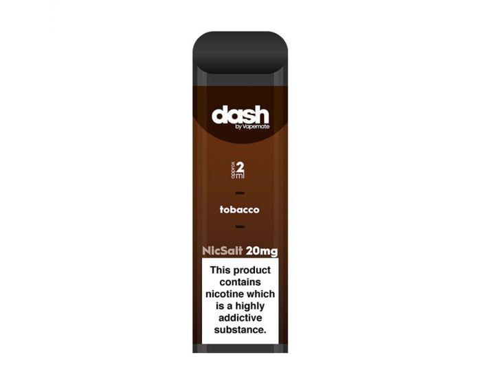 Dash Nic Salts Disposable Pod Tobacco