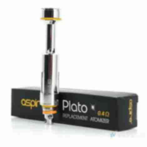 Aspire Plato 0.4 Ohm Replacement Clapton Coil
