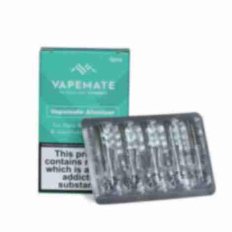 Spare atomiser coil for Vapemate kit