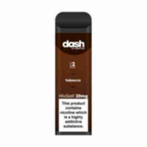 Dash Nic Salts Disposable Pod Tobacco