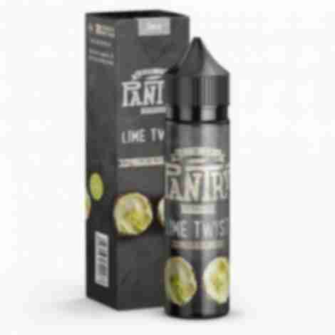 From the Pantry Lime Twist 50ml Short Fill Eliquid