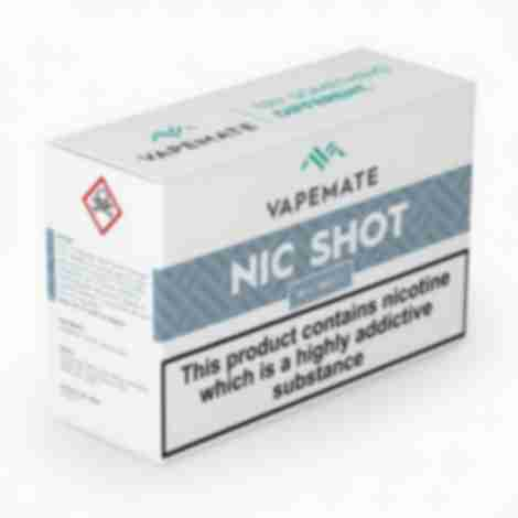 Nicshot 18mg Ten Pack