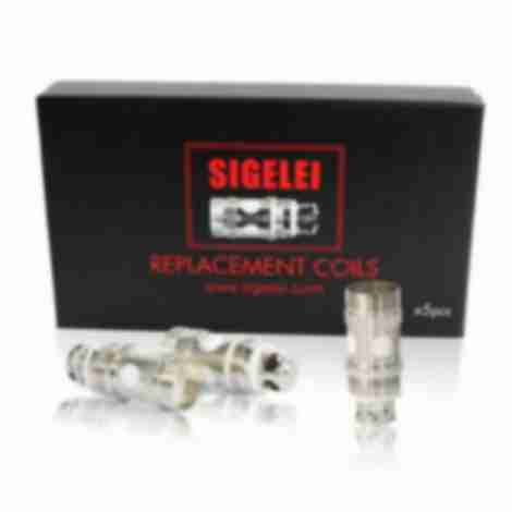 Sigelei X-Tank 0.2 Ohm Replacement Coils
