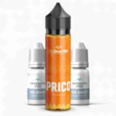 Apricot Shortfill Eliquid
