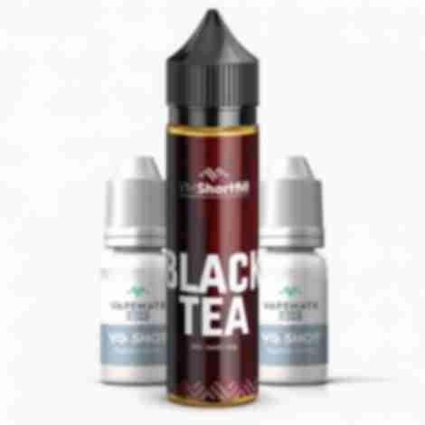 Black Tea Shortfill Eliquid