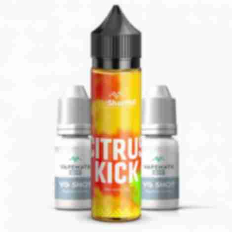 Citrus Kick Shortfill Eliquid