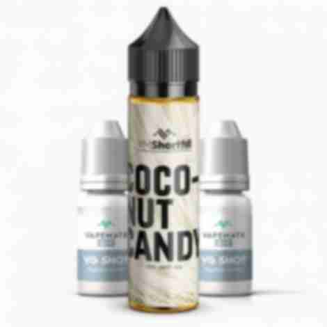 Coconut Candy Shortfill Eliquid