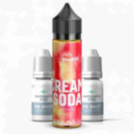 Cream Soda Shortfill Eliquid
