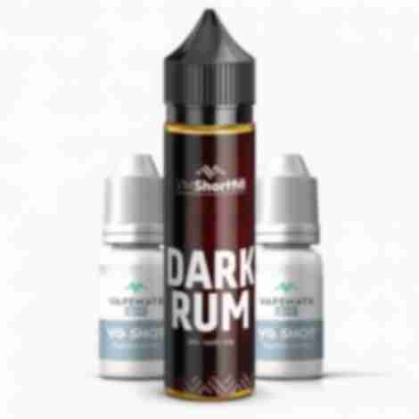 Dark Rum Shortfill Eliquid