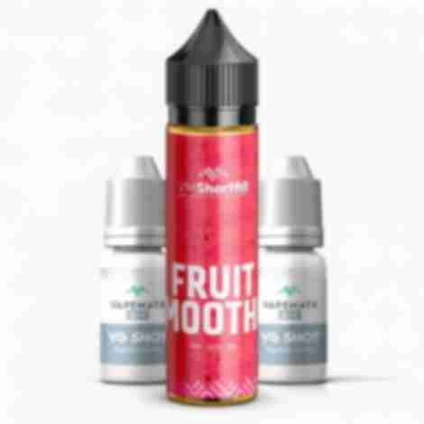 Fruit Smoothie Shortfill Eliquid