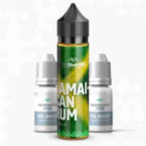 Jamaican Rum Shortfill Eliquid
