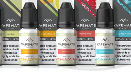 Vape Juice UK | E Liquid starting @£2 99 | 120+ Vape Liquid Flavours