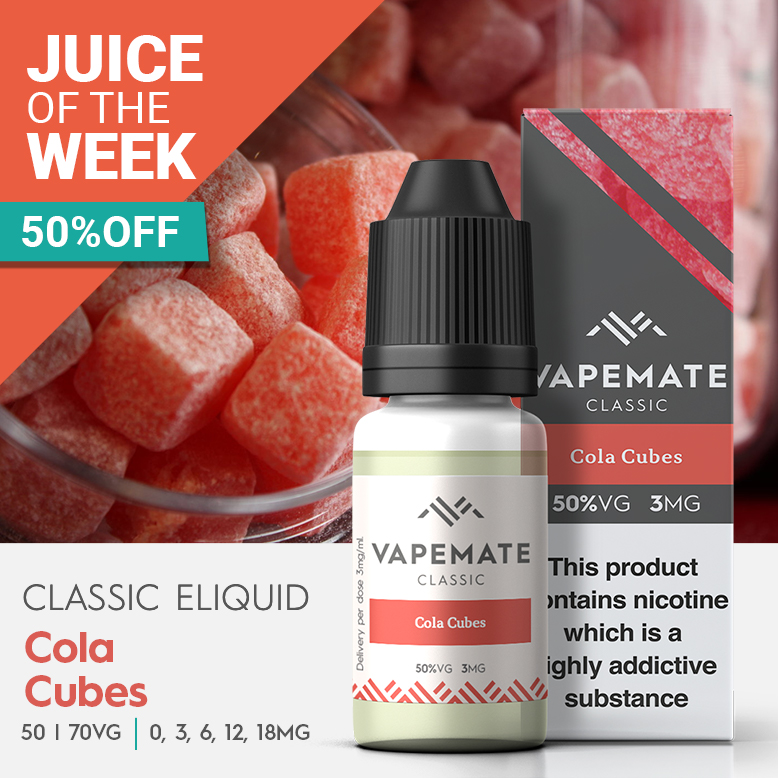 Vapemate | Vape UK | E-Liquid, Vaping Hardware, Coils
