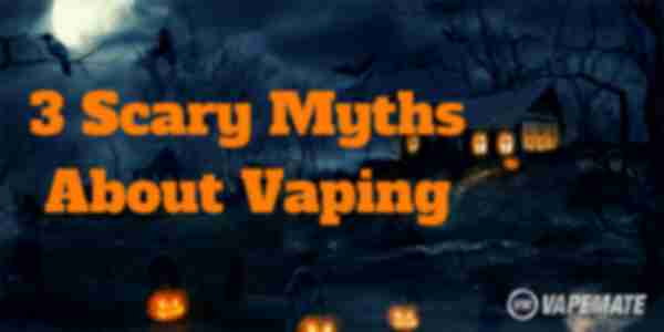 3 Myths about vaping