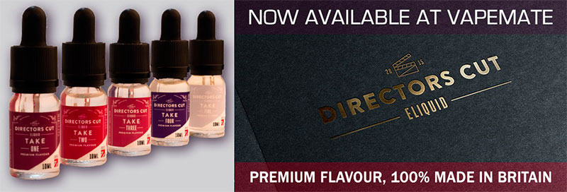 vapemate new flavours