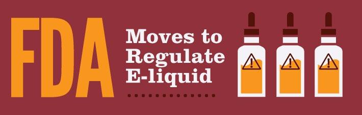 FDA moves to regulate vaping