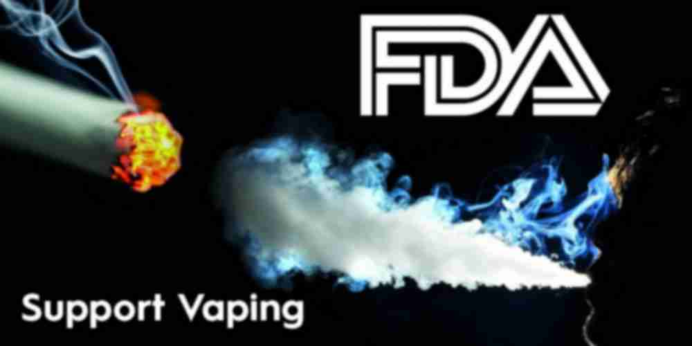 FDA Looks to Reduce Nicotine in Cigarettes and Back Vaping with Ecigarettes