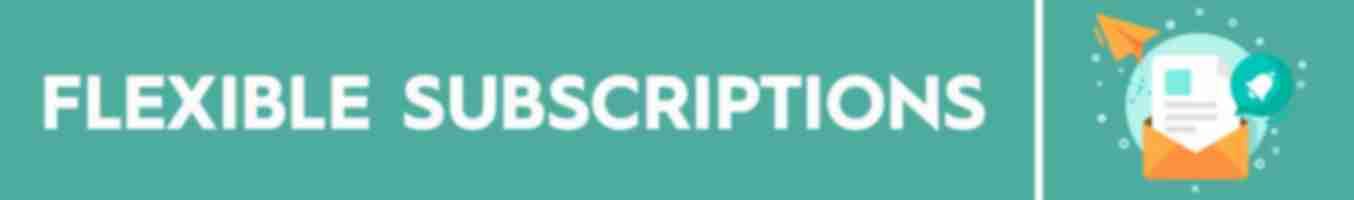 Flexible Eliquid Subscriptions