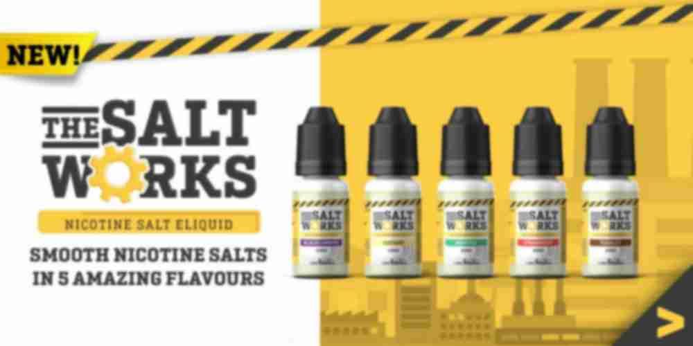 The Salt Works.  A Guide to Nicotine Salts