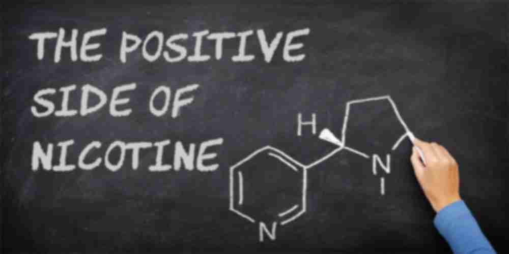 The positive effects of nicotine