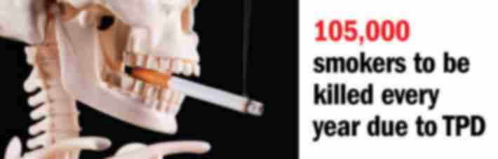 smokers to be killed