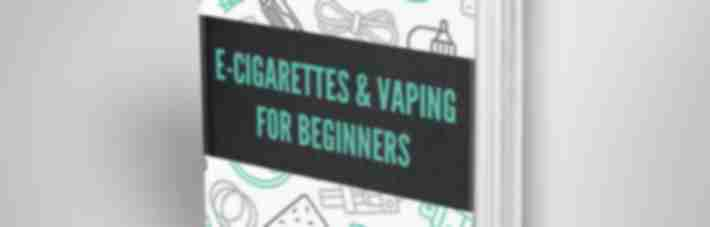 Getting started with ecigs