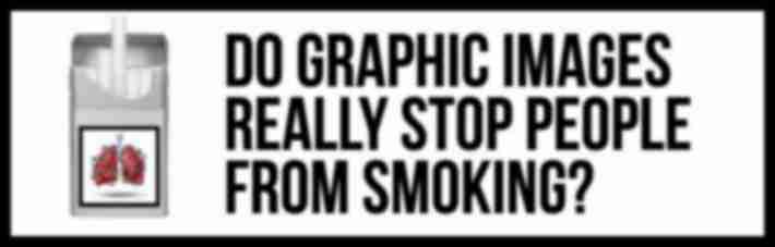 graphic smoking images