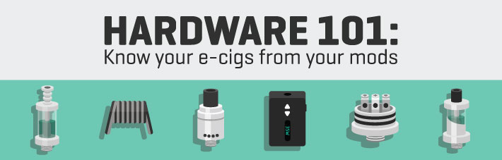 ecig hardware