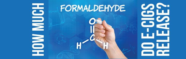 formaldehyde and vaping