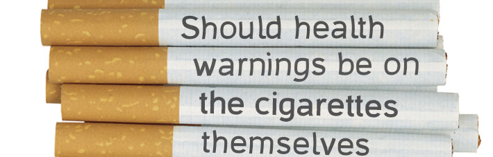 health warnings on cigarettes