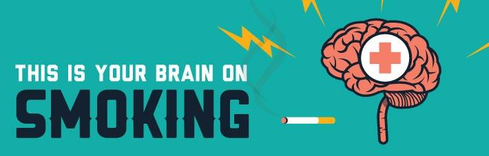Your brain on smoking