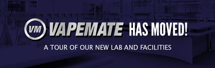 Vapemate has moved! And turned 3! And much more...