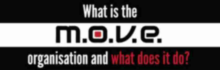 What is the MOVE organisation and how does it help vapers?