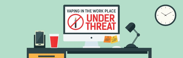 What do you think about vaping in the workplace?
