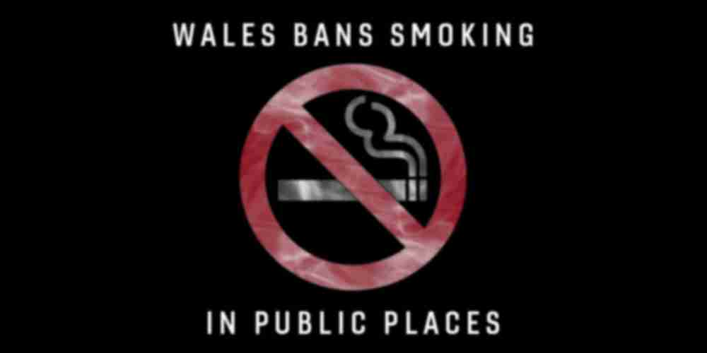 Wales to ban smoking in Public Places