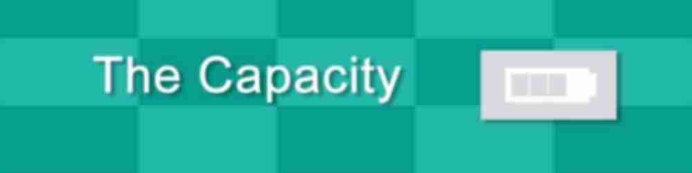 vape battery capacity