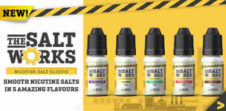 The Salt Works - Nicsalt e liquid
