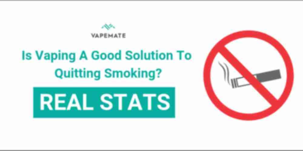 Smoking vs Vaping Real Stats
