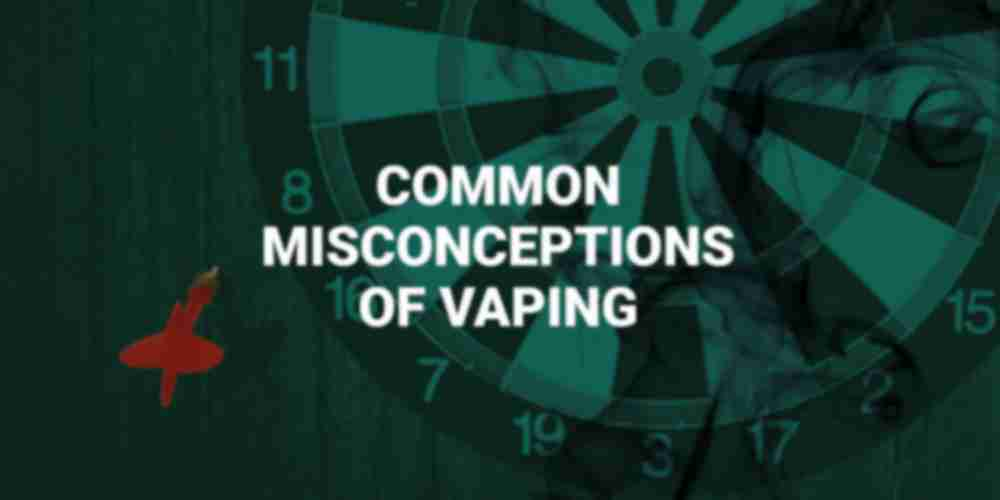 Common misconceptions of vaping