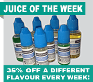 Juice for the Week - A different flavour every week with 40% off!